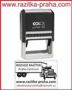 Razítko Colop Printer 55